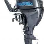 MIKATSU Motores Fueraborda (mf20fhs: de 4 Stroke 20PS Corta vástago Boot Motor Fuera borda Motor