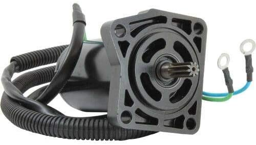 SSI Marine Power Trim Motor 12 V para Yamaha fueraborda 4 tiempos F30, F40HP. 1998 - Up, 67C-43880-00-00