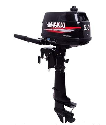 motor fueraborda 6cv Hangkai 2tiempos